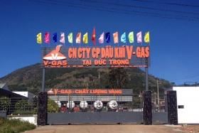 V-Gas Tại Đức Trọng - Lâm Đồng