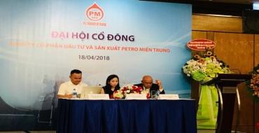 Chủ tịch Petro Miền Trung (PMG) Nguyễn Tiến Lãng: 'Kinh doanh gas thì yếu tố quyết định tính sống còn là đầu vào'