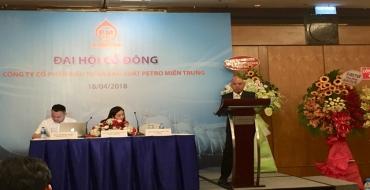 ĐHĐCĐ PMG: Petro Miền Trung đang Nam tiến, M&A để mở rộng thị phần