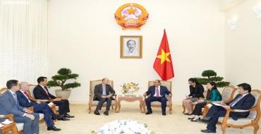 Các nhà đầu tư ngoại muốn hợp tác phát triển lĩnh vực khí gas hóa lỏng tại Việt Nam