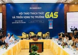 Thị trường gas gặp thách thức và triển vọng gì?