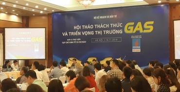 Việt Nam nhập khẩu 55% khí hóa lỏng LPG đáp ứng cho tiêu dùng trong nước