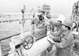 Ngành dầu khí trong tầm nhìn mới về chiến lược biển