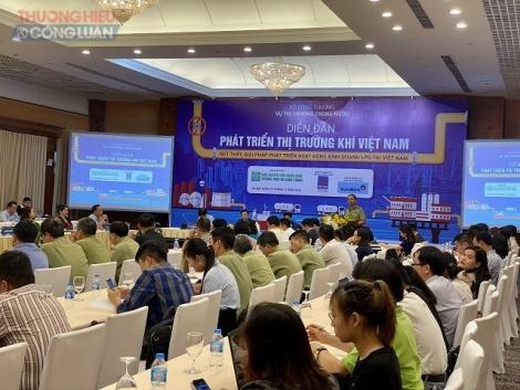 Giải pháp phát triển hoạt động kinh doanh LPG tại Việt Nam